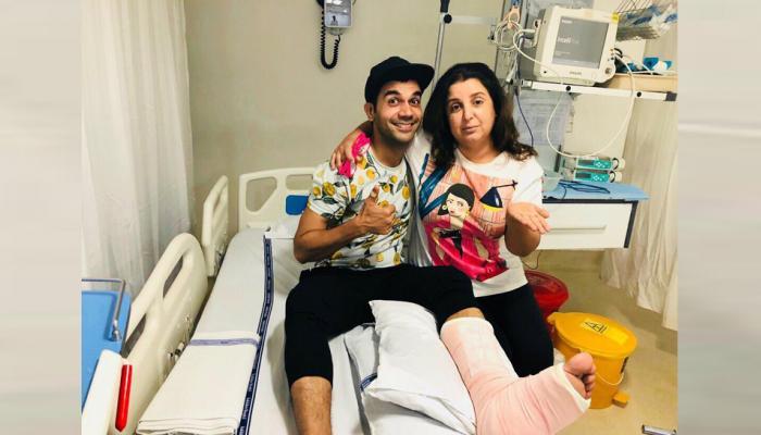 टीवी शो में हिस्सा ले रहे राजकुमार राव के पैर की हड्डी टूटी