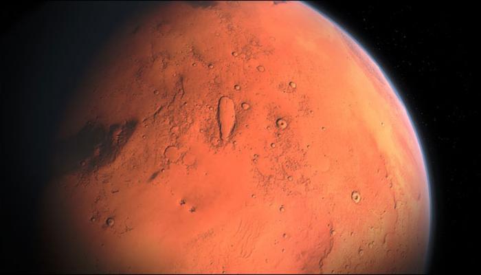 नए शोध से प्रबल हुई भविष्य में मंगल पर सांस लेने की संभावनाएं