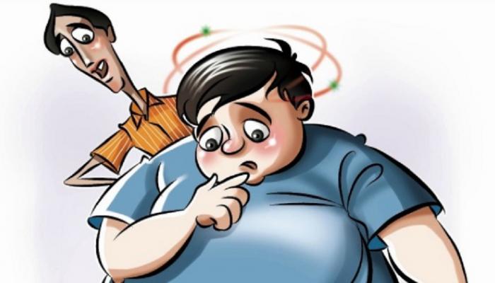 बच्चों में मोटापे के मामले में भारत दूसरे स्थान पर