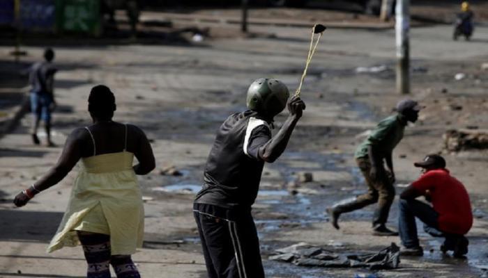 केन्या राष्ट्रपति चुनाव: हिंसा प्रभावित क्षेत्रों में निकाय चुनाव स्थगित