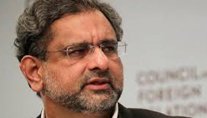 नवाज शरीफ के सिवा और कोई नहीं बनेगा पार्टी का मुखिया: शाहिद खाकान अब्बासी