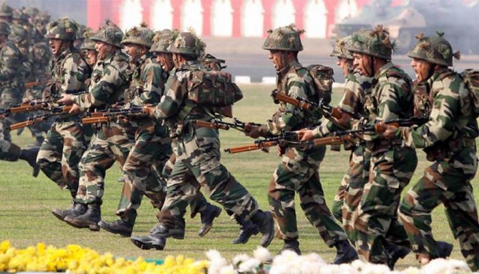 हिमाचल प्रदेश: भारत और कजाख सेना के बीच युद्धाभ्यास शुरू, धमाकों से गूंजी घाटियां