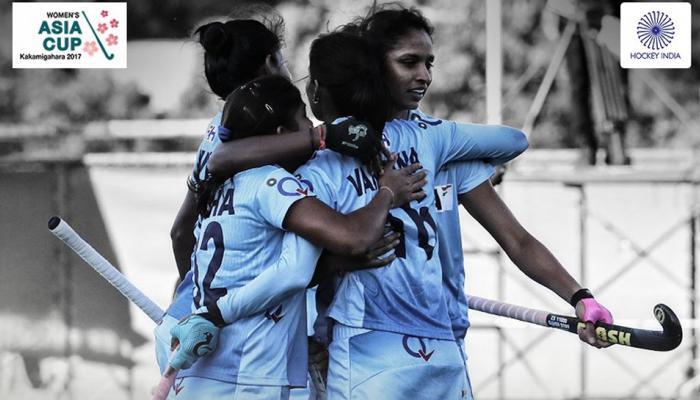 महिला हॉकी : भारत एशिया कप फाइनल में, चीन से होगी भिड़ंत