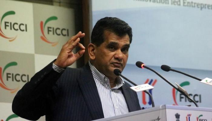 भारत विश्वबैंक की कारोबार सुगमता रैंकिंग में टॉप 50 देशों में होगा शामिल: अमिताभ कांत