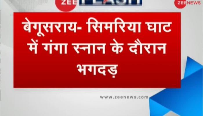 Begusarai: 3 dead in stampede during Kartik Purnima celebrations