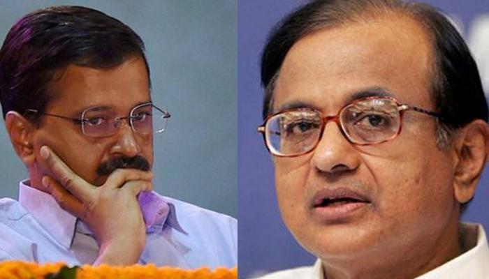 कांग्रेस नेता अजय माकन बोले, अरविंद केजरीवाल आखिरकार पी चिदंबरम के कदमों में झुक ही गए