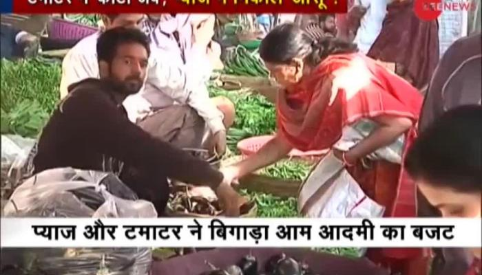 Reason behind increase in prices of onion, tomatoes