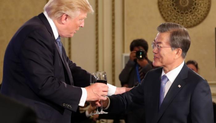 अरबों डॉलर के अमेरिकी हथियार खरीदेगा दक्षिण कोरिया: डोनाल्ड ट्रंप