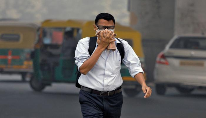 Delhi Pollution: दिल्ली यूनिवर्सिटी एरिया के हालात 'बेहद गंभीर', प्रदूषक तत्व 600 के पार