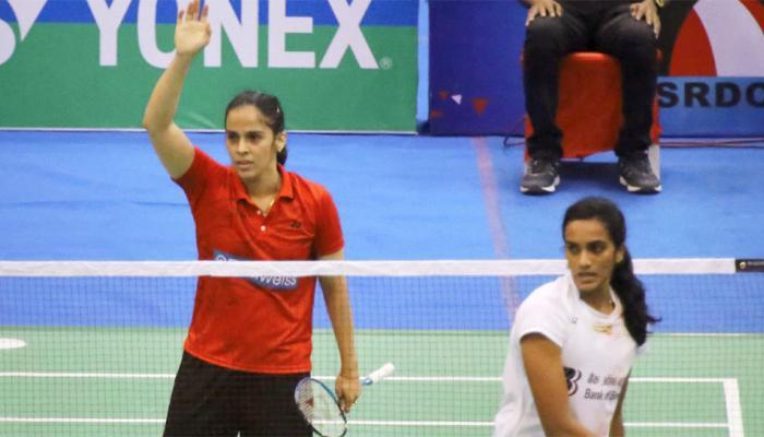 साइना नेहवाल ने पीवी सिंधू को हराकर जीता राष्ट्रीय बैडमिंटन खिताब