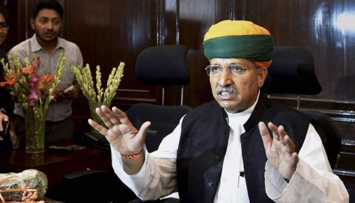 केंद्रीय मंत्री मेघवाल ने कहा, देश की जीडीपी में बढ़ा कृषि का योगदान