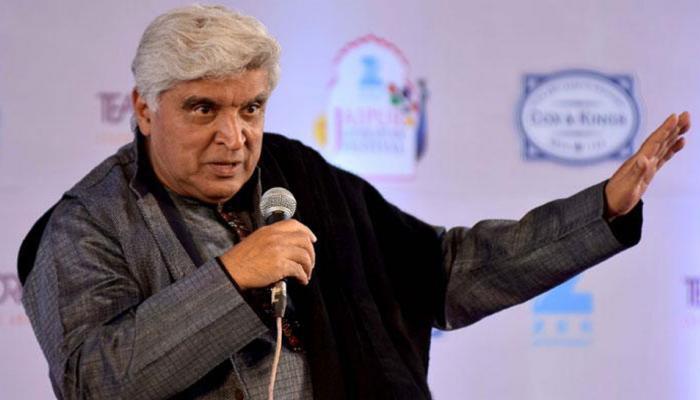 किसी भी राजनीतिक दल से बड़ा है राष्ट्र : जावेद अख्तर