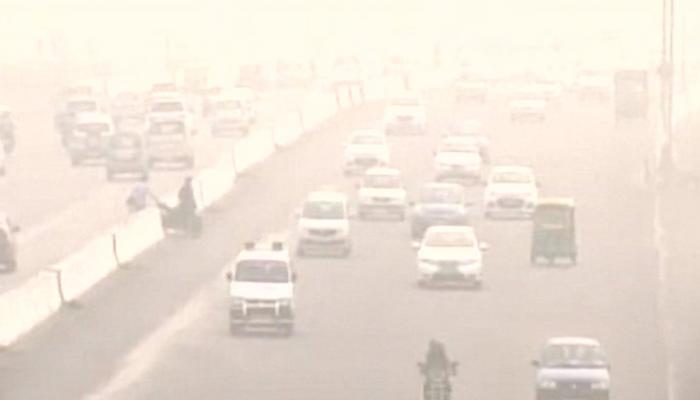 स्वस्थ लोगों के लिए भी खतरनाक हुई दिल्ली की हवा, वायु प्रदूषण बढ़ा