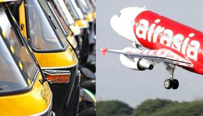 ऑटो से भी कम किराए में लीजिए फ्लाइट के मजे, AirAsia का ऑफर
