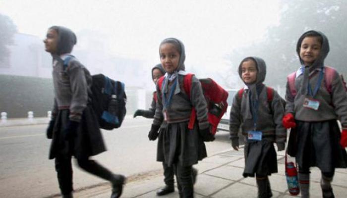 SMOG: गाजियाबाद में स्कूलों के समय में किया गया बदलाव, नोएडा-गुरुग्राम में स्कूल बंद