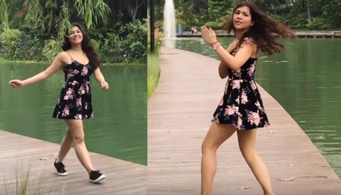 'जुड़वा 2' के गाने पर इस लड़की का डांस हो रहा वायरल, लाखों लोगों ने देखा है VIDEO