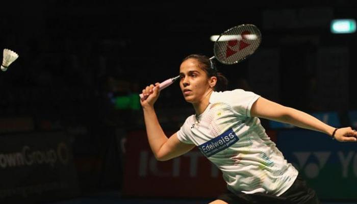 चीन ओपन से बाहर हुईं साइना नेहवाल, प्रणॉय भी टूर्नामेंट से बाहर