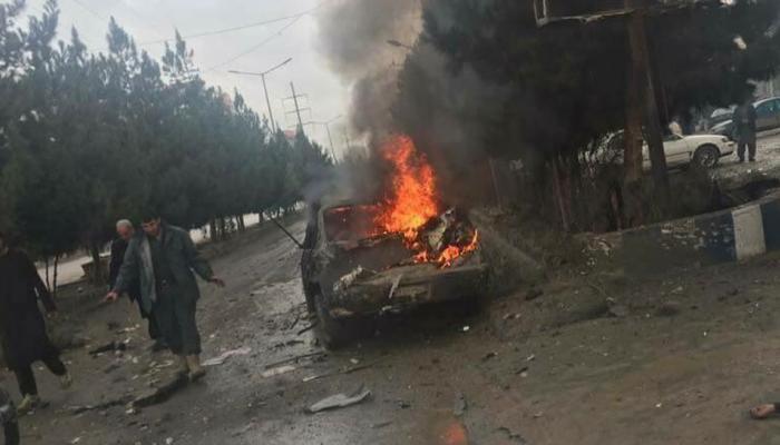 काबुल आत्मघाती हमले में 9 की मौत, ISIS ने ली जिम्मेदारी