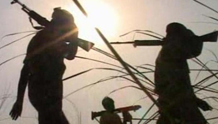 छत्तीसगढ़-झारखंड सीमा पर नक्सली हमले में सात सुरक्षाकर्मी घायल