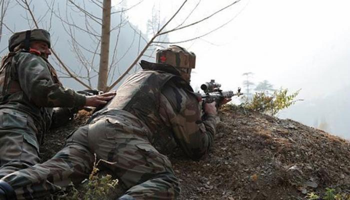 जम्मू-कश्मीरः PAK ने भारतीय सीमा में दागे मोर्टार, सेना दे रही है जवाब