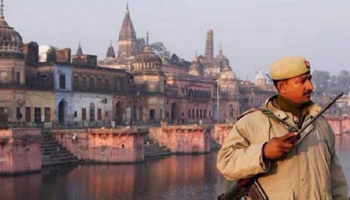 अयोध्या में पकड़े गए 8 संदिग्धों से ATS कर रही पूछताछ