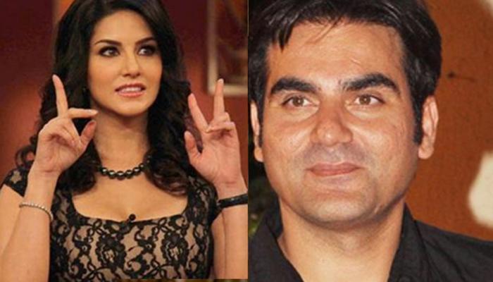 सनी लियोनी के साथ फिर काम करना चाहते हैं अरबाज खान