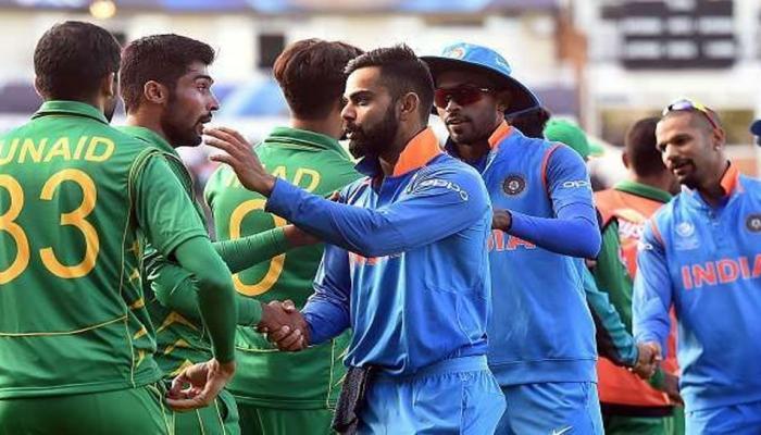 आईसीसी टेस्ट लीग में पाकिस्तान से न खेलने के बहाने ढूंढ़ रहा है भारत