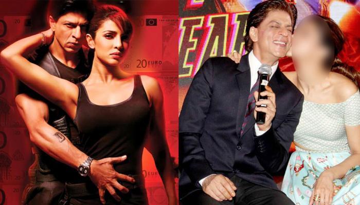 'डॉन 3' से बाहर हो सकती हैं प्रियंका, शाहरुख के साथ इस हसीना की हो सकती है एंट्री