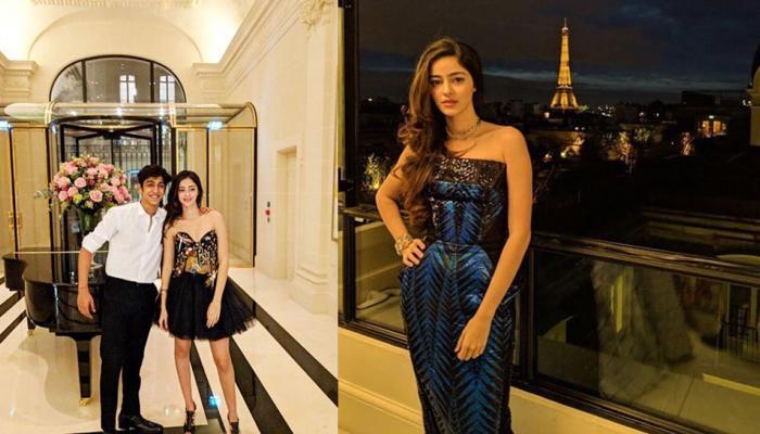 चंकी पांडे की बेटी अनन्या पांडे के डांस ने पेरिस में मचाई धूम, देखें PICS