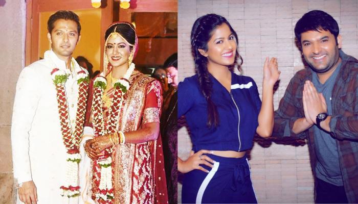 कपिल शर्मा की हीरोइन ईशिता दत्ता ने मंदिर में जाकर कर ली गुपचुप शादी