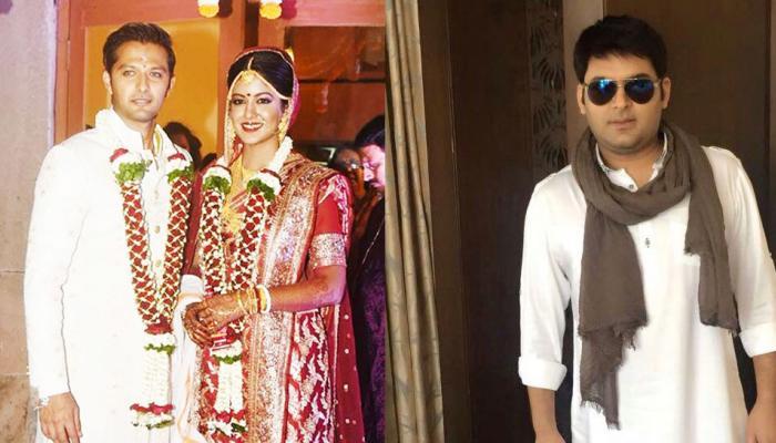 इस वजह से अपनी को स्टार इशिता दत्ता की शादी में नहीं नजर आए कपिल शर्मा