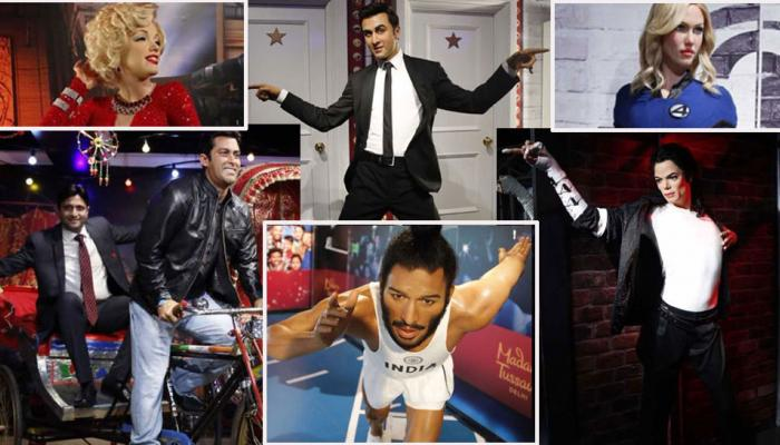 Madame Tussauds Delhi to officially open for public on December first see Wax statues