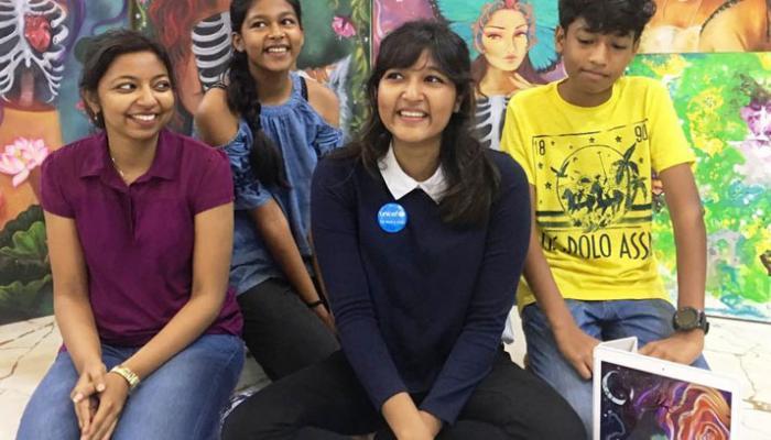 भारत की सत्विगा श्रीधर ने जीता यूनिसेफ का पहला 'क्लाइमेट कॉमिक कांटेस्ट'