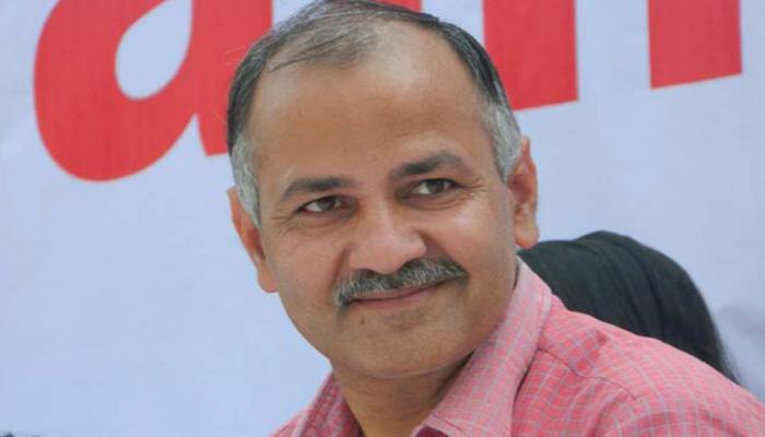 इंदौर : मनीष सिसोदिया के साथ AAP के बागी कार्यकर्ताओं ने की धक्का-मुक्की