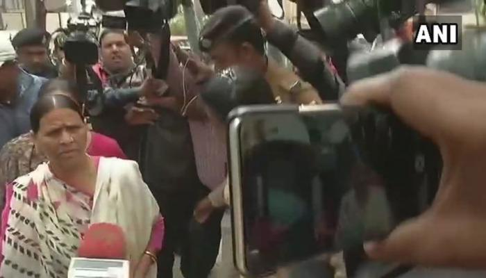 राबड़ी देवी की जिद्दी के आगे झुका ED, एजेंसी ने पटना आकर की पूछताछ