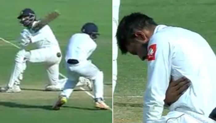 श्रीलंकाई सलामी बल्लेबाज समरविक्रम का खेलना संदिग्ध, फैसला कल सुबह