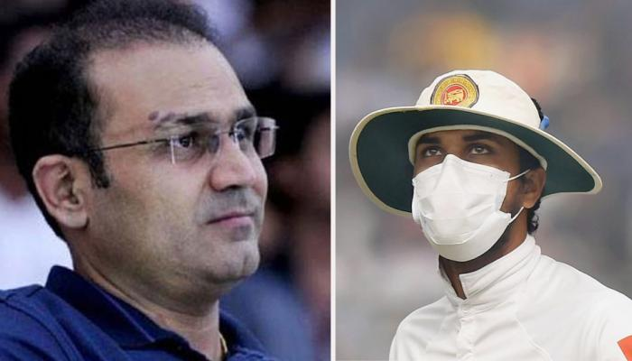 Virender Sehwag pillory masked insult at Sri Lankan cricketers