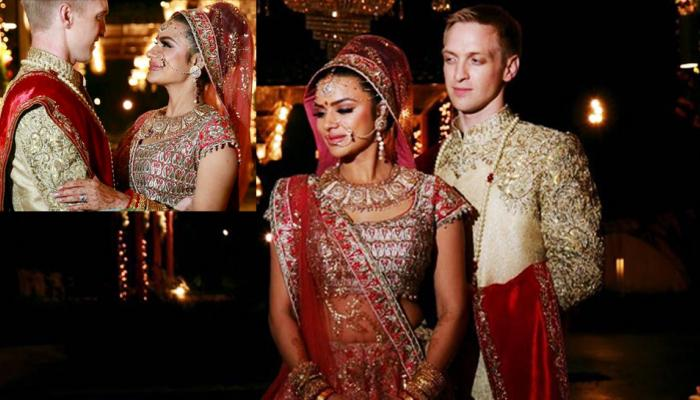 INSIDE PICS of Aashka Goradia and Brent Goble's Indian wedding
