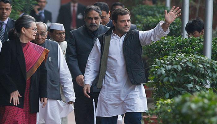 133 साल की कांग्रेस में 43 साल पार्टी की सत्ता गांधी-नेहरू परिवार के पास रही