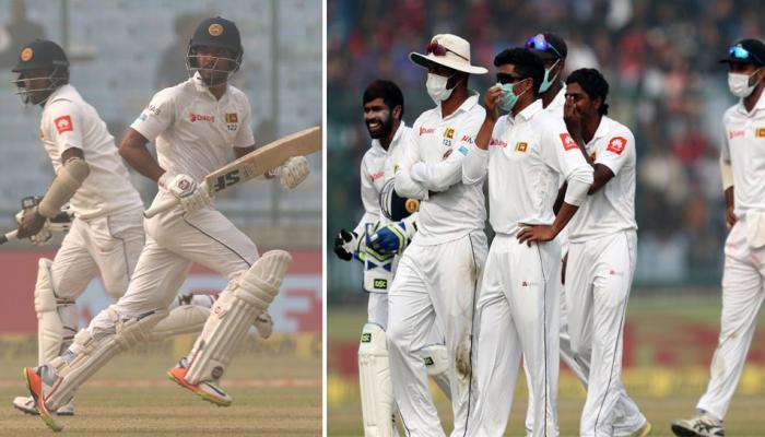 INDvsSL: स्मॉग के बीच श्रीलंका से लगे दो शतक, तो क्या फील्डिंग में कर रहे थे ड्रामा!