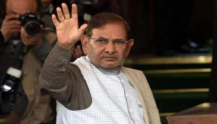 मुझे बोलने की सजा मिली, लोकतंत्र को बचाने के लिए मेरी लड़ाई जारी रहेगी : शरद यादव