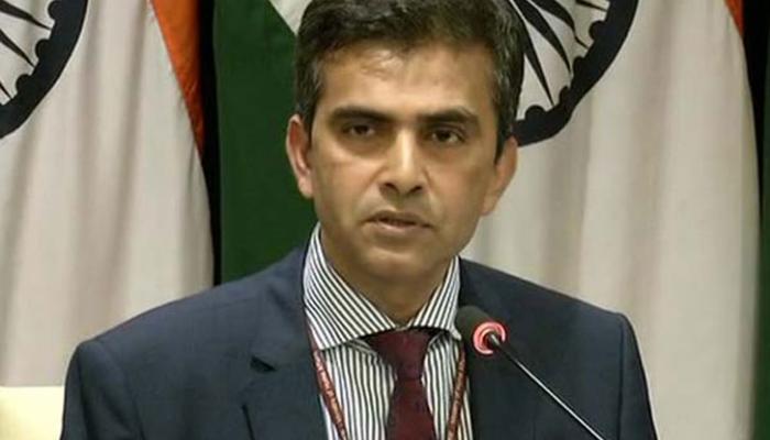 यरुशलम : भारत ने कहा- फलस्तीन पर भारत का रुख किसी तीसरे देश से प्रभावित नहीं है