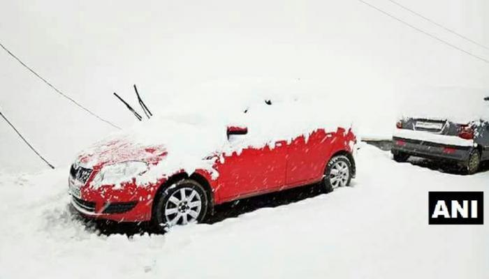 कश्मीर घाटी में अगले सप्ताह भारी बर्फबारी, बारिश होने की संभावना