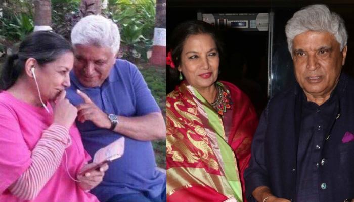 Shabana Azmi and Javed Akhtar married for 33 years