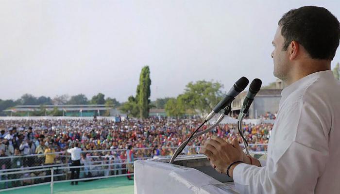 'सुपारी पॉलिटिक्स' को लेकर गुजरात के EX सीएम का राहुल गांधी पर बड़ा आरोप