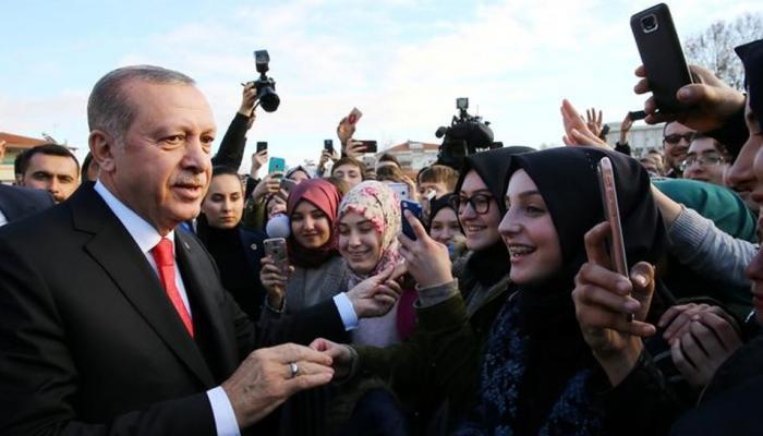 यरूशलम मुद्दा: एर्दोआन ने इजरायल को बताया 'आतंकी राष्ट्र', अमेरिका से मुकाबले के लिए खाई 'कसम'