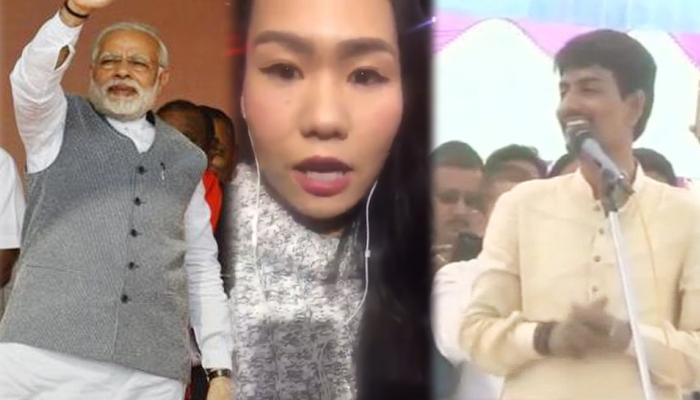 पीएम मोदी पर 'मशरूम अटैक' कर बुरे फंसे अल्पेश, ताइवानी महिला ने दिया करारा जवाब