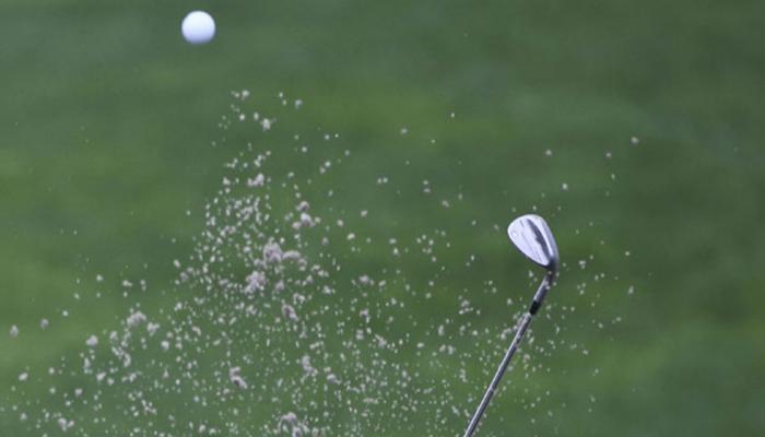 टाटा ओपन गोल्फ में रोहाना तीसरे दिन पहले स्थान पर रहे