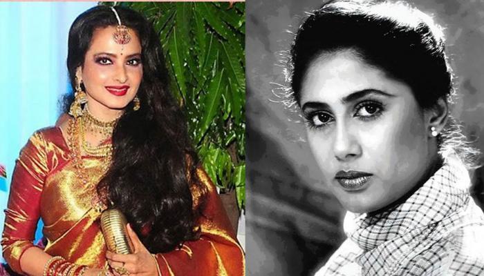 स्मिता पाटिल मेमोरियल पुरस्कार मिला तो बोलीं रेखा, 'इसपर सिर्फ मेरा ही हक था'