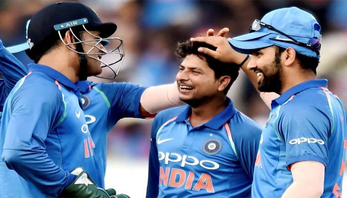 INDvsSL: तीसरा वनडे 8 विकेट से जीतकर भारत ने अपने नाम की सीरीज